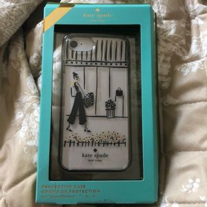 Kate spade iphone case 8/7/6/6s